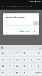 HTC 10 - Voicemail - Handmatig instellen - Stap 7
