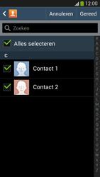 Samsung I9295 Galaxy S IV Active - Contactgegevens overzetten - delen via Bluetooth - Stap 8
