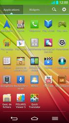 LG G2 - Mms - Configuration manuelle - Étape 3