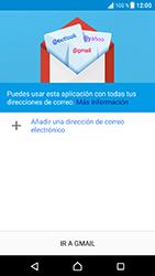 Sony Xperia XZ - Android Nougat - E-mail - Configurar Gmail - Paso 6
