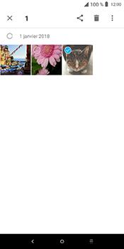 Alcatel 3L - Photos, vidéos, musique - Envoyer une photo via Bluetooth - Étape 6