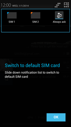 Wiko Darkmoon - Voicemail - Manual configuration - Step 4
