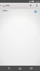 Sony Xperia Z2 (D6503) - Internet - Configuration manuelle - Étape 8