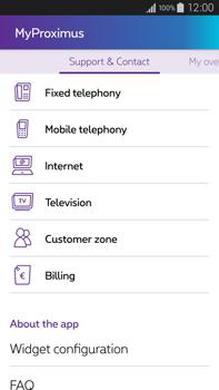 Samsung N910F Galaxy Note 4 - Applications - MyProximus - Step 23