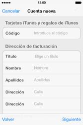 Apple iPhone 4S iOS 7 - Aplicaciones - Tienda de aplicaciones - Paso 19