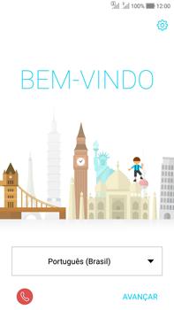 Asus Zenfone Selfie - Primeiros passos - Como ativar seu aparelho - Etapa 6