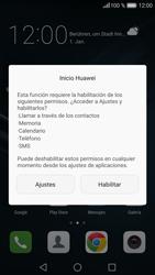 Huawei P9 Lite - Primeros pasos - Activar el equipo - Paso 22