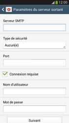 Samsung Galaxy S4 - E-mails - Ajouter ou modifier un compte e-mail - Étape 12