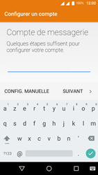 Wiko U-Feel Lite - E-mail - Configuration manuelle (outlook) - Étape 10