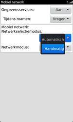 BlackBerry 9860 Torch - Netwerk - Gebruik in het buitenland - Stap 6