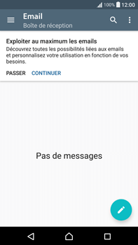 Sony F3211 Xperia XA Ultra - E-mail - Configuration manuelle - Étape 23