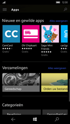 Microsoft Lumia 950 - Applicaties - Downloaden - Stap 10