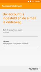 Alcatel Shine Lite - E-mail - Handmatig instellen - Stap 20