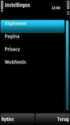 Nokia X6-00 - Internet - handmatig instellen - Stap 20