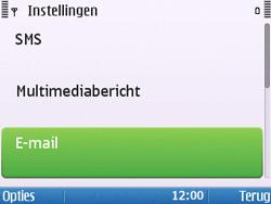 Nokia E5-00 - E-mail - handmatig instellen - Stap 5