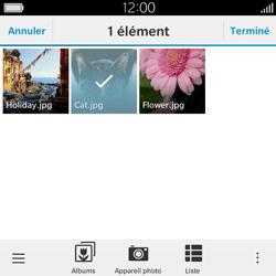 BlackBerry Classic - E-mail - Envoi d