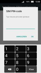 Doro 8031 (Model DSB-0010) - Beveiliging en ouderlijk toezicht - Hoe wijzig ik mijn SIM PIN-code - Stap 11