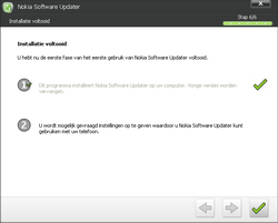 Nokia C7-00 - Software - Update installeren via PC - Stap 13