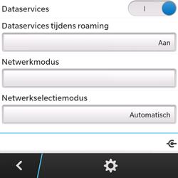 BlackBerry Q5 - Internet - Internet gebruiken in het buitenland - Stap 10