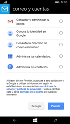 Microsoft Lumia 535 - E-mail - Configurar Gmail - Paso 10
