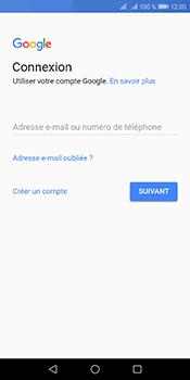 Huawei Y6 (2018) - Applications - Créer un compte - Étape 3