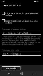 Nokia Lumia 735 - E-mail - Configuration manuelle - Étape 17
