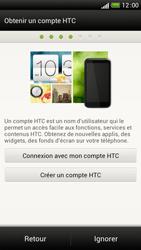 HTC One S - Premiers pas - Créer un compte - Étape 7