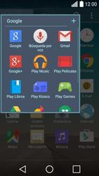LG Leon - E-mail - Configurar Gmail - Paso 4