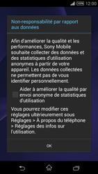 Sony Xpéria T3 - Premiers pas - Créer un compte - Étape 29
