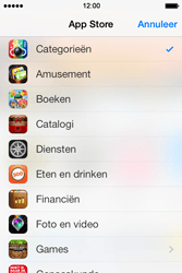 Apple iPhone 4S met iOS 7 (Model A1387) - Applicaties - Downloaden - Stap 5