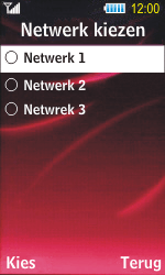 Samsung S7350 Ultra Slide - Buitenland - Bellen, sms en internet - Stap 9