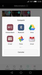 Huawei P8 - Bluetooth - Transferir archivos a través de Bluetooth - Paso 9