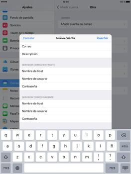 Apple iPad Pro 9.7 - E-mail - Configurar correo electrónico - Paso 13