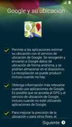 Samsung G900F Galaxy S5 - Primeros pasos - Activar el equipo - Paso 10