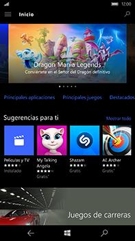 Microsoft Lumia 950 XL - Aplicaciones - Descargar aplicaciones - Paso 4