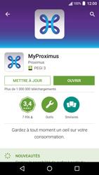 Acer Liquid Zest 4G - Applications - MyProximus - Étape 8