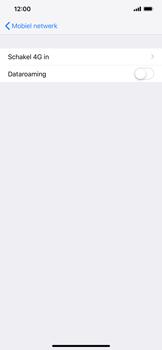 Apple iPhone XS Max - Internet - handmatig instellen - Stap 6