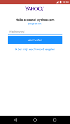 LG Nexus 5x - Android Nougat - E-mail - 032b. Email wizard - Yahoo - Stap 10