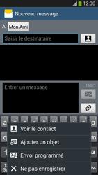 Samsung G386F Galaxy Core LTE - MMS - envoi d'images - Étape 9