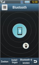 Samsung S8000 Jet - Bluetooth - headset, carkit verbinding - Stap 6