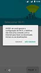 Motorola Moto E (2ª Geração) - Primeiros passos - Como ativar seu aparelho - Etapa 6
