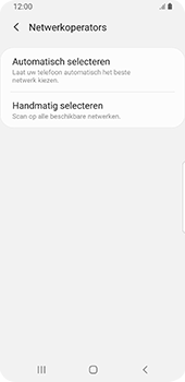 Samsung galaxy-s9-android-pie - Bellen - in het binnenland - Stap 7