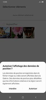 Samsung Galaxy A50 - MMS - envoi d'images - Étape 17