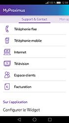 Huawei GT3 - Applications - MyProximus - Étape 19