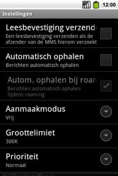 Alcatel OT-991 Smart - MMS - probleem met ontvangen - Stap 5
