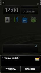 Nokia E7-00 - MMS - automatisch instellen - Stap 5