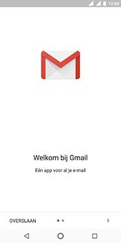 Nokia 5.1 - E-mail - handmatig instellen (gmail) - Stap 4