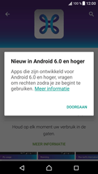 Sony F8331 Xperia XZ - Applicaties - MyProximus - Stap 9