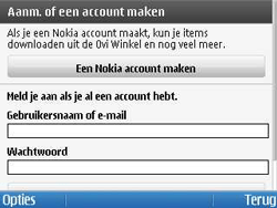 Nokia E5-00 - Applicaties - Applicaties downloaden - Stap 7