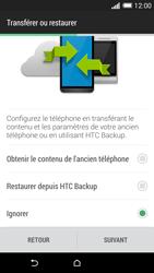HTC Desire 820 - Premiers pas - Créer un compte - Étape 26
